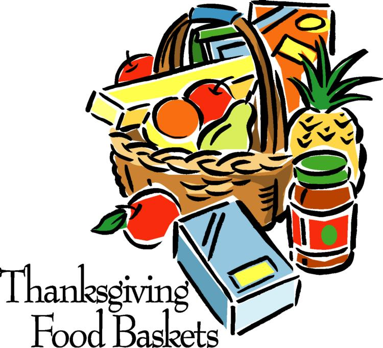 THANKSGIVING BASKET | Board of Child Care