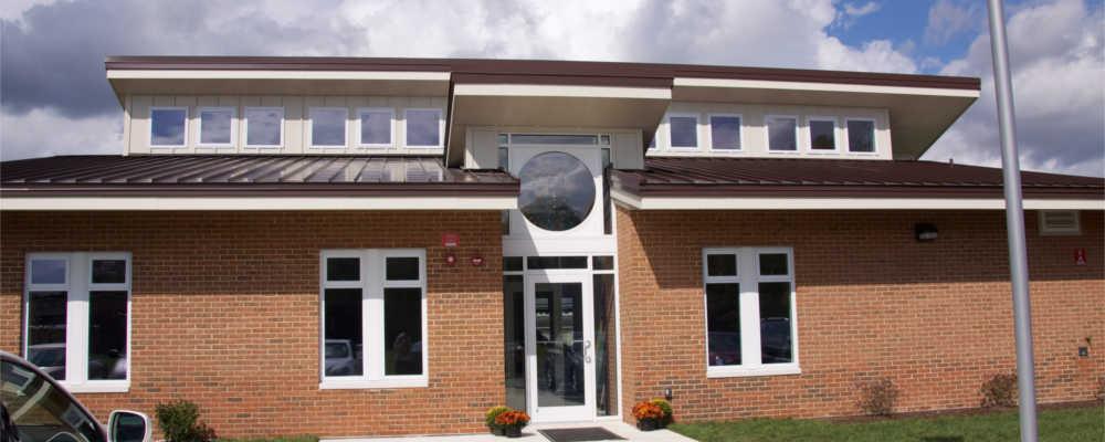 Denton Administration Building