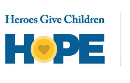 heros give hope banner for webpages