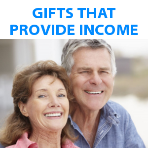 gifts that provide income