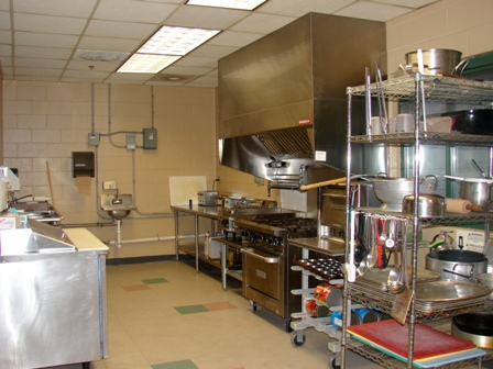 Culinary Commercial Kitchen