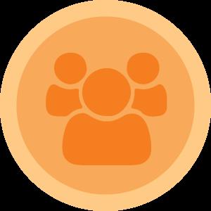 Community-based programs Icon