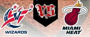 wizzards vs. miami heat