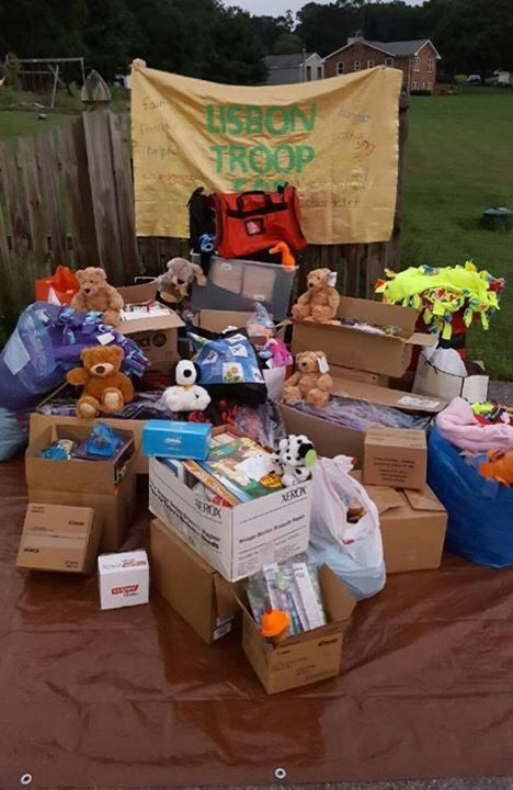 Girl Scout donation 01