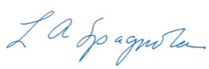 la-signature