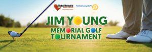 Jim Young Memorial Golf Tournament Banner